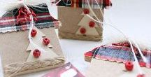 xmas crafts / Crafts for Christmas