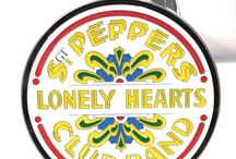 Beatles Sgt Pepper 50th Anniversary / The Beatles album Sgt Peppers Lonely Hearts Club Band celebrates 50 Years!