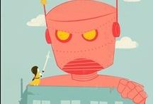 ROBOTS / by Capree Kimball