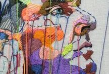 Textile Art / by Capree Kimball