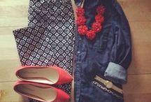 Clothes / by Jolie Parrish