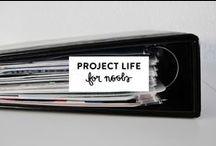 Scrapbook & Project Life / by Makaela M
