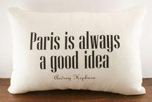 Favorite Places & Spaces / Venecia, Paris, Brasil / by Martha Alvarez