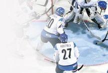 Urheilu / Liput Suomen suurimpiin urheilutapahtumiin! Tervetuloa jääkiekon, jalkapallon, salibandyn ja lukuisten muiden lajien pariin.