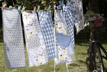 Aprons~ Clotheslines ~ Laundry