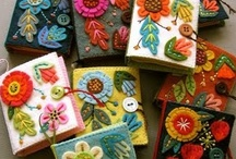 sewing / Fun, hip, creative inspirations for your sewing studio. / by Sebrina Erskine