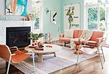 29th Avenue: Inspiration / Creating an eclectic, Scandinavian-inspired dream home in the heart of Portland, OR. / by Capree Kimball