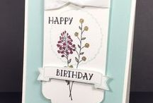 My Stamping Videos / Stampin' Up project video tutorials by Linda Heller, Stampin' Up Demonstrator.  / by Linda Heller - Stamping School