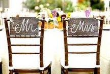 Weddings / by Abigail Grosskopf