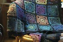 FREE Crochet Afghans & Baby Blankets / by Barbara Goulding