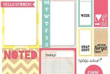 Journals - printables / by Anna Dyckels