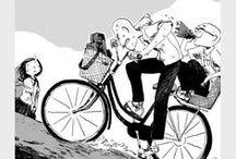 Комиксы / Интересные комиксы, развороты и раскадровки.