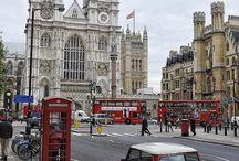 E N G L A N D / the place i want to live in. london and england