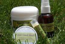 """Non-Toxic Facial & Body Products / Handmade non-toxic facial & body products. Made with natural ingredients that heal and nourish the skin. Made """"without all the bad stuff"""" made with just good stuff! Safe for even the most sensitive of skins."""