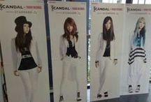 Scandal Japanese Band  / Scandal. uno de mis grupos favoritos Japoneses
