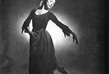 ballet history / Margot Fonteyn  Moira Shearer  Mikhail Baryshnikov Gelsey Kirkland  Suzanne Farrell