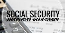 Social Security / We've got a ton of information on social security and other retirement benefits.