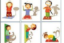 Relaxació - Ioga per a nens
