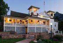 Chautauqua Dining Hall / A Boulder Colorado institution.