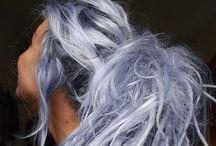 Hiusten värit ja mallit
