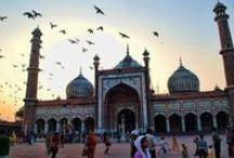 Kolory Delhi / Najpiękniejsze miejsca w stolicy Indii. Zabytki, urokliwe i niedostępne zakątki.