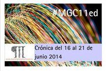 #MGC11ed / Recopilación de conversaciones e informaciones en torno a la #GestiónCultural de la 11ª edición del Máster en Gestión Cultural de la Universidad Carlos III de Madrid