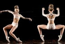DANCER'S Repertoire / Capturing the art and beauty of dancers. Photos by and Inspirations for Monica Hahn Photography Studio.