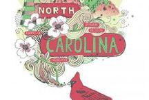 Carolina on my Mind / by Joyce Bryan