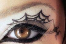 halloween / halloween makeup ideas