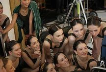 backstage / Ballet
