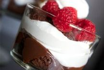 Chocolate Desserts / This board has pictures of the tastiest chocolate desserts out there that are easy to make.