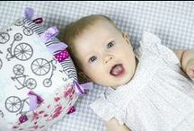 Sensory Cube / Sensory cubes from Lollifox - best toys for your baby!