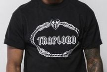 Streetwear Tees by Trap Lord & ASAP Ferg / Trap Lord's t-shirt collection