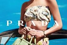 DESIGNER {Prada} / Prada Designer looks and fashions as style inspirations for Monica Hahn Photography studios.