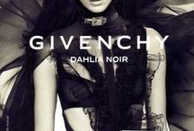 DESIGNER {Givenchy} / Givenchy Designer looks and fashions as style inspirations for Monica Hahn Photography studios.