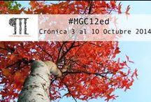 #MGC12ed / Andanzas y desandanzas trineras del #MGC12ed, curso 2014-2015 del Máster en Gestión Cultural de la UC3M.