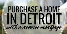 Homes We Love / We can help you move into a home YOU love with a reverse mortgage for purchase!