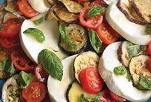 Ensaladas,salads. / Diferentes formas de preparar ensaladas,salsas para condimentarlas caseras.Salsas dips.