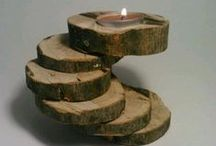 candlesticks / candlesticks for tealights
