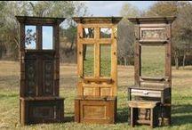 Recicles / Poner en valor,intervenir muebles viejos