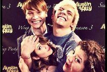 Austin&ally cast