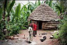 Southern Ethiopia/Dorze tribe