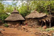 Southern Ethiopia/Konso people