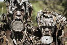 Southern Ethiopia/Mursi tribe