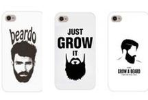 Beard Lovers Mobile Covers & Cases / Madanyu launches a new range of phone cases for men obsessed with their beards. Get yours from www.madanyu.com