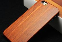 Real Wooden iPhone Cases and Covers / Buy the most premium iPhone Covers and Cases made from real Rosewood. A product so premium, made with utmost perfection. Each cover is made from the finest Rosewood, and hand polished to glory.