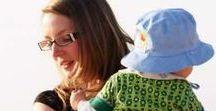 """Sommer und Baby / Hier findet Ihr einige Tipps von Lucia Cremer (Kinderkrankenschwester) für """"coole Babys"""" im Sommer :)"""