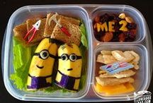 My Lunchbox Dad Meals / My project of creating a creative lunch every Monday for my daughter while she is in school.  I strive to make them healthy and balanced and tons of fun.  These are the lunches and meals my kids get.  I post many of the recipes and more pictures on lunchboxdad.com!