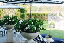 Outdoor Living / Classic Outdoor Living Inspiration