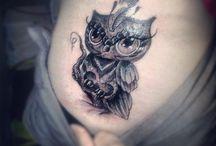 Tattoos / by Hannah Z